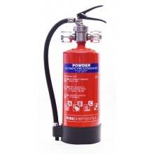 Firechief Sentinel 6kg Powder Extinguisher