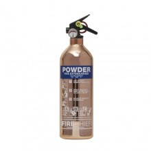 Copper 1818 Polished 1Kg Powder Extinguisher