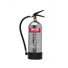 Chrome 1818 Polished 6L Water Extinguisher