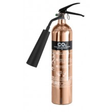 Copper 1818 Polished 2Kg CO2 Extinguisher