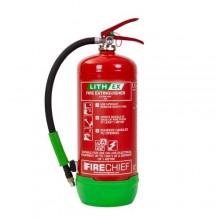 Firechief 6L Lith-Ex Extinguisher