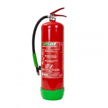 Firechief 9L Lith-Ex Extinguisher