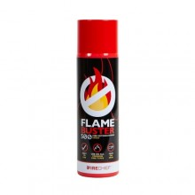 Firechief Flamebuster 500ml Aerosol Extinguisher