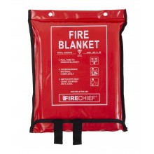 1.8m x 1.8m Firechief Fire Blanket Soft Case (SVB4/K40)