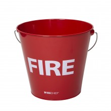 Firechief Metal Fire Bucket