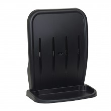 Injection Moulded Two Part Stand Black - Double