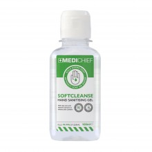 SoftCleanse Hand Sanitising Gel – 100ml – Pack of 6