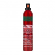 Letterguard refill extinguisher