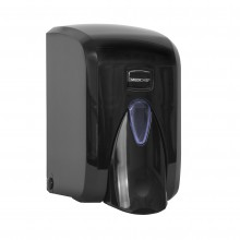 Medichief Manual Gel & Soap Dispenser – Black 500ml