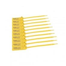 Fire Door Seal - Yellow - Pack of 10