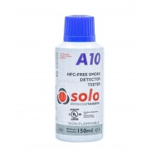 Solo A10 HFC Free Smoke Detector Tester - 150ml (A10-001)