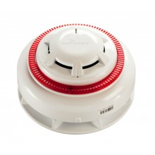 XPander sounder V1 base (red) lens and optical detector