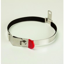 2l/kg stainless steel extinguisher strap