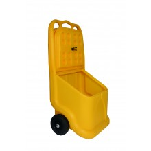 Rotationally Moulded 75L Grit Bin UniKart