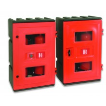 Fire Fighting Equipment Cabinet with Key Lock