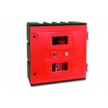 Hose Reel & Equipment Cabinet