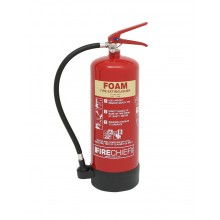 6 litre Spray Foam Fire Extinguisher