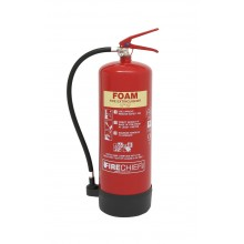9 litre Spray Foam Fire Extinguisher