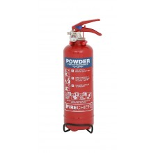 1 kg Power Plus Powder Extinguisher