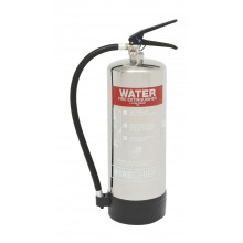 Firechief ELITE 6 litre Stainless Steel Water Extinguisher