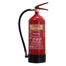 FIRECHIEF F-PLUS 6L FOAM FIRE EXTINGUISHER