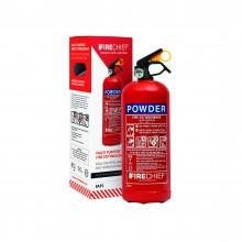 Firechief 2KG Powder Extinguisher