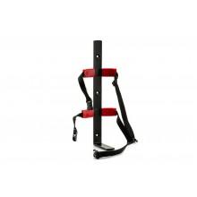 heavy duty extinguisher transport bracket, 35cm