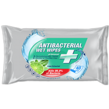 Anti-bacterial Wet Wipes