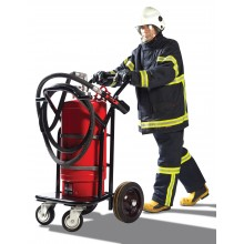 Firechief Supermist 100L Foam Mist Extinguisher