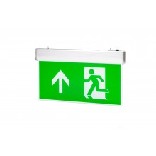 Firechief 4W Emergency exit hanging sign