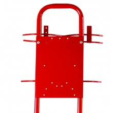 Metal Alarm Mounting Backplate for SVT2 Trolley